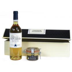"""Coffret gourmand """"Tandem foie gras"""""""