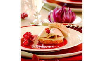 Foie gras de canard entier de Gascogne (130g)