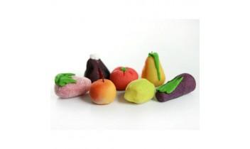 Fruits en pâte d'amande (90g)