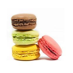 Etuis de 3 Macarons Assortis