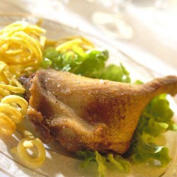 Cuisses de canard confites (2 personnes - 765g)