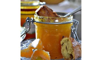 Confiture de Clémentines et Oranges de Corse (315g)