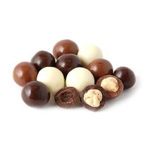 Noisettes aux 3 Chocolats (300g)
