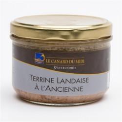 Terrine Landaise à l'Ancienne (180g)