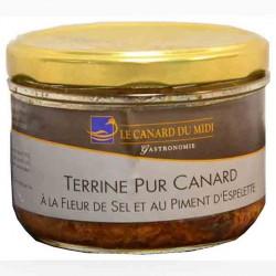Terrine de Canard du Pays Basque (180g)