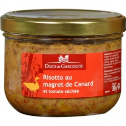 Risotto au Magret de canard et Tomate séchée (380g)