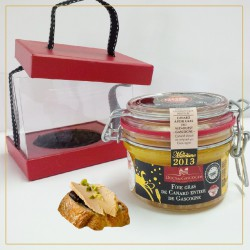 Coffret Foie gras de canard entier (130g)