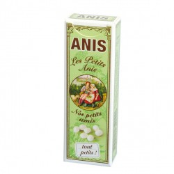"Etui ""Petits Anis"" Bonbons Anis 18g"
