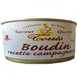 Boudin recette campagnarde 190g