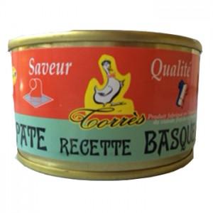 Pâté recette basque