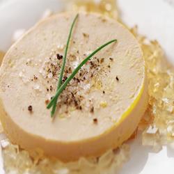 Foie gras de canard entier  (125g)