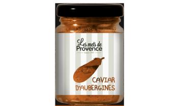 Caviar d'aubergine (90g)