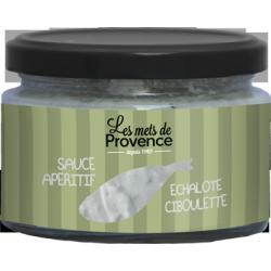 Sauce Echalote Ciboulette (90g)