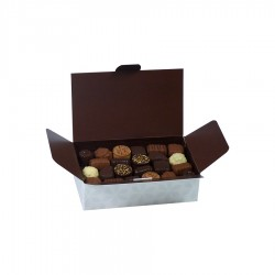 Assortiment de bonbons de chocolats 475g
